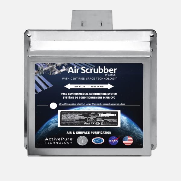 Aerus Hydroxyl ActivePure Air Scrubber Hydroxyl Generator