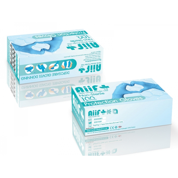 Aiif Thailand Nitrile Gloves Manufacturers Top Factories Direct