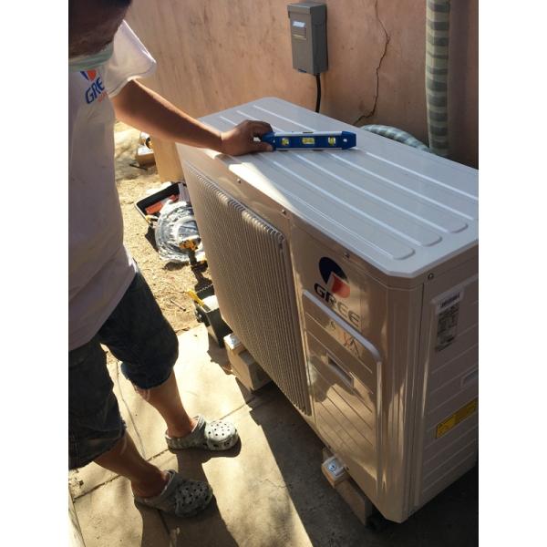 GREE Mini Split AC Heat Pump On Off UA Series VS Inverter Series